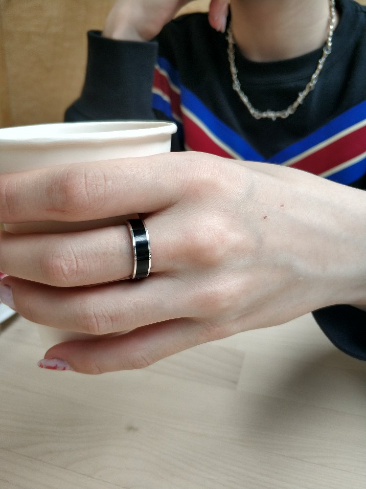 Кольцо для подростка)