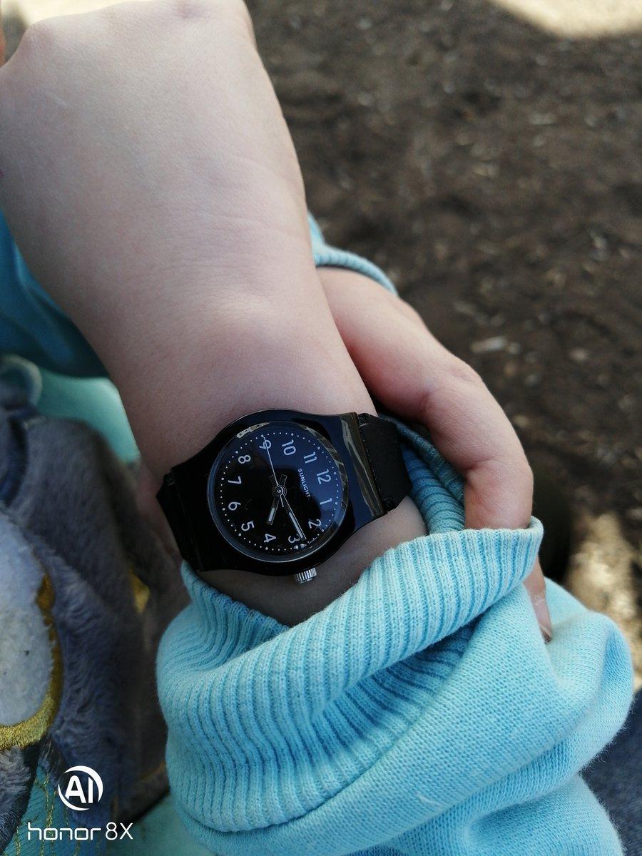 Приятные часы