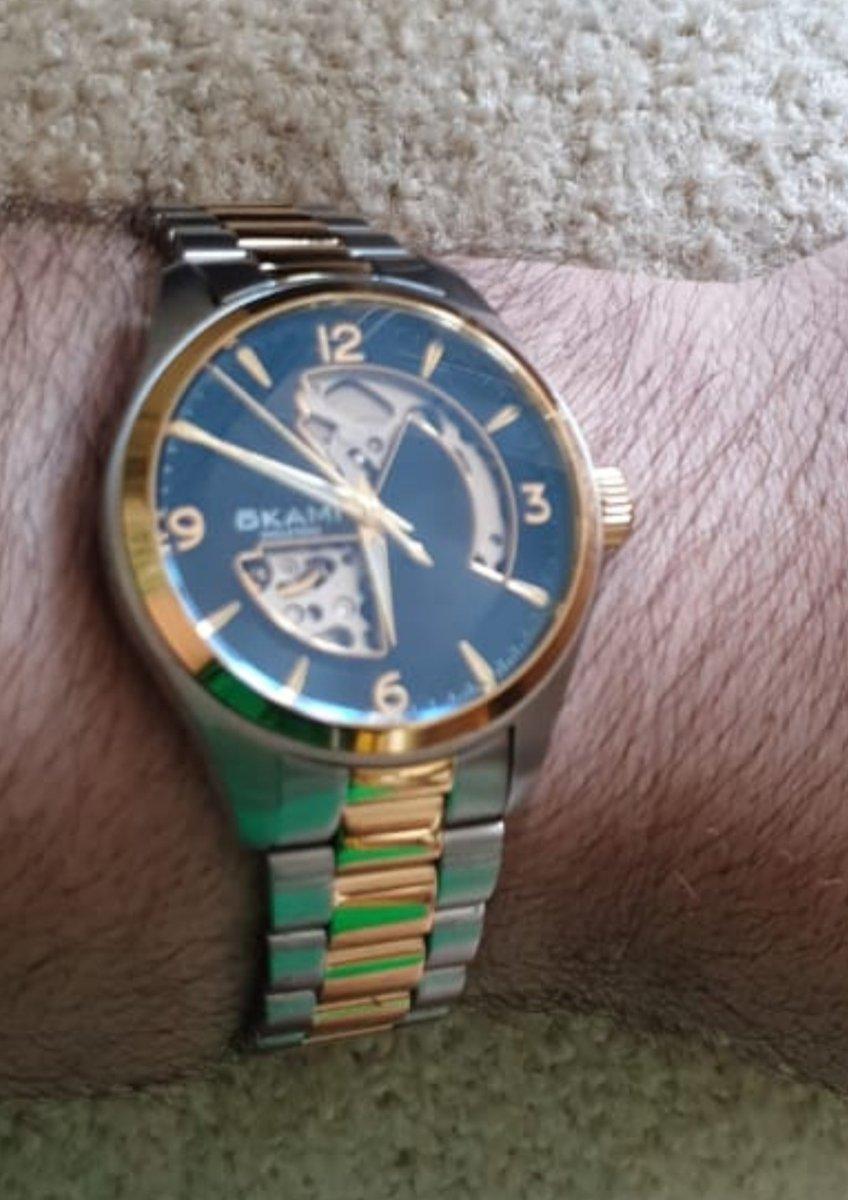 Часы очень понравились мужу , сегодня унего день рождения 🎂🎂🎂