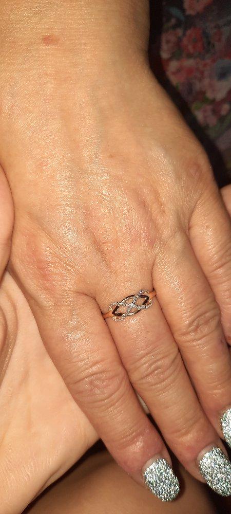 Хотела кольцо.