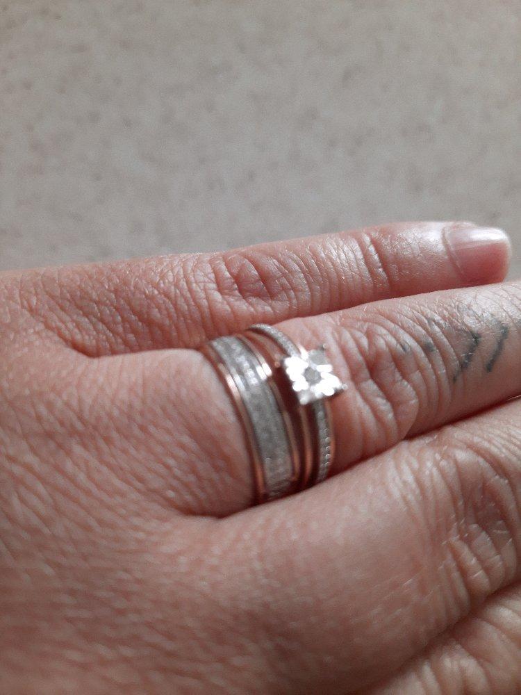 Очень понравилось кольцо, спасибо