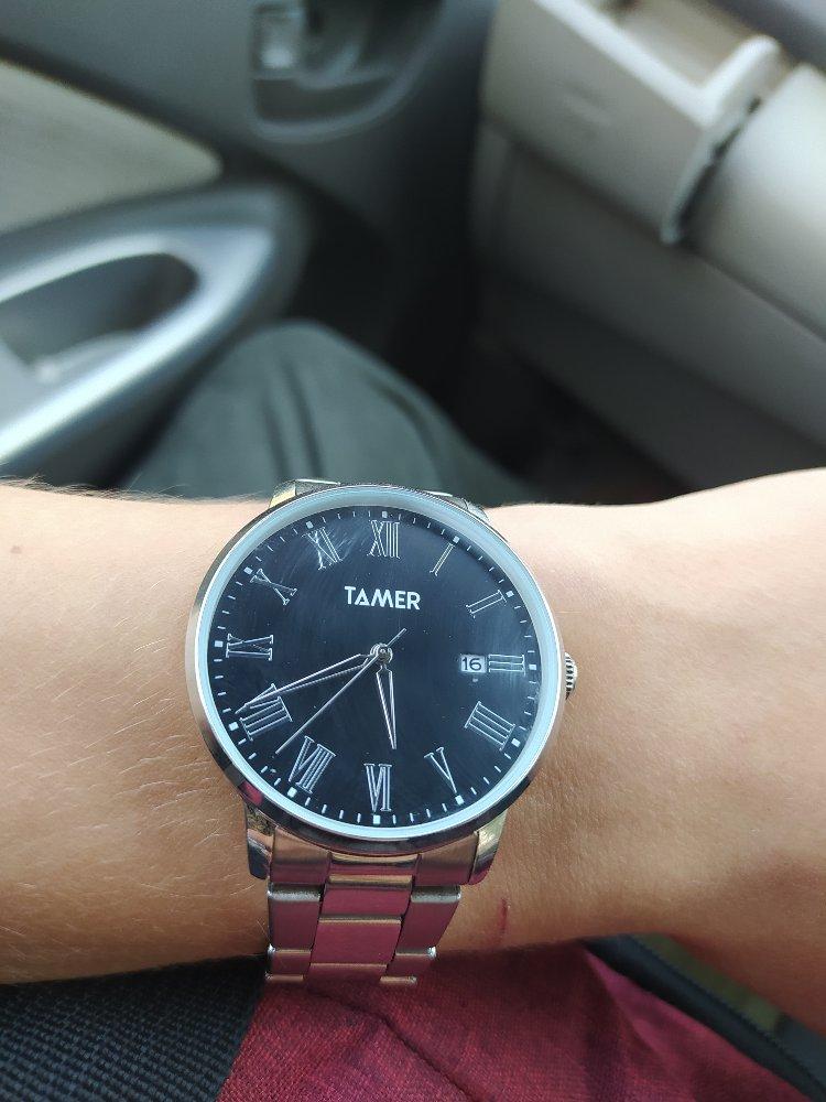 Ювелирные часы.
