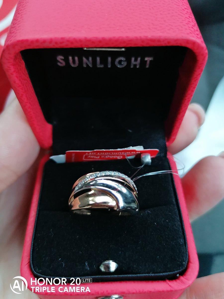 Прекрасное кольцо на помолвку