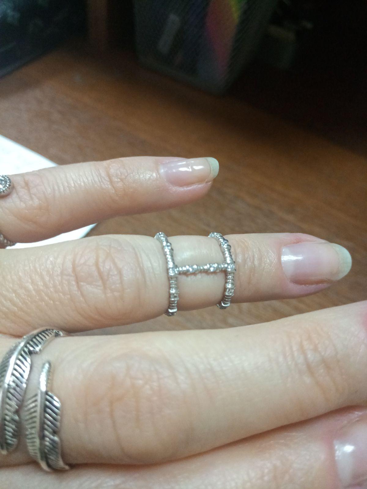 Кольцо фаланговое Okami