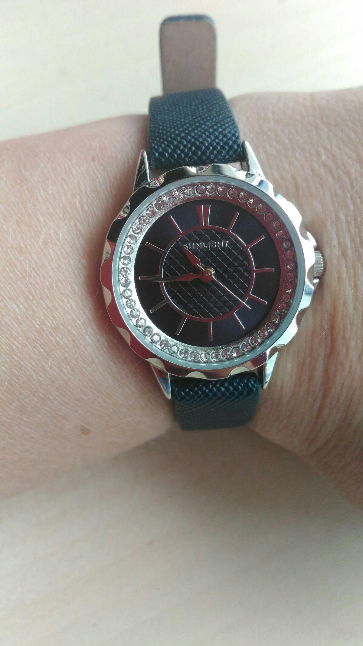 Мои вторые часы от санлайт