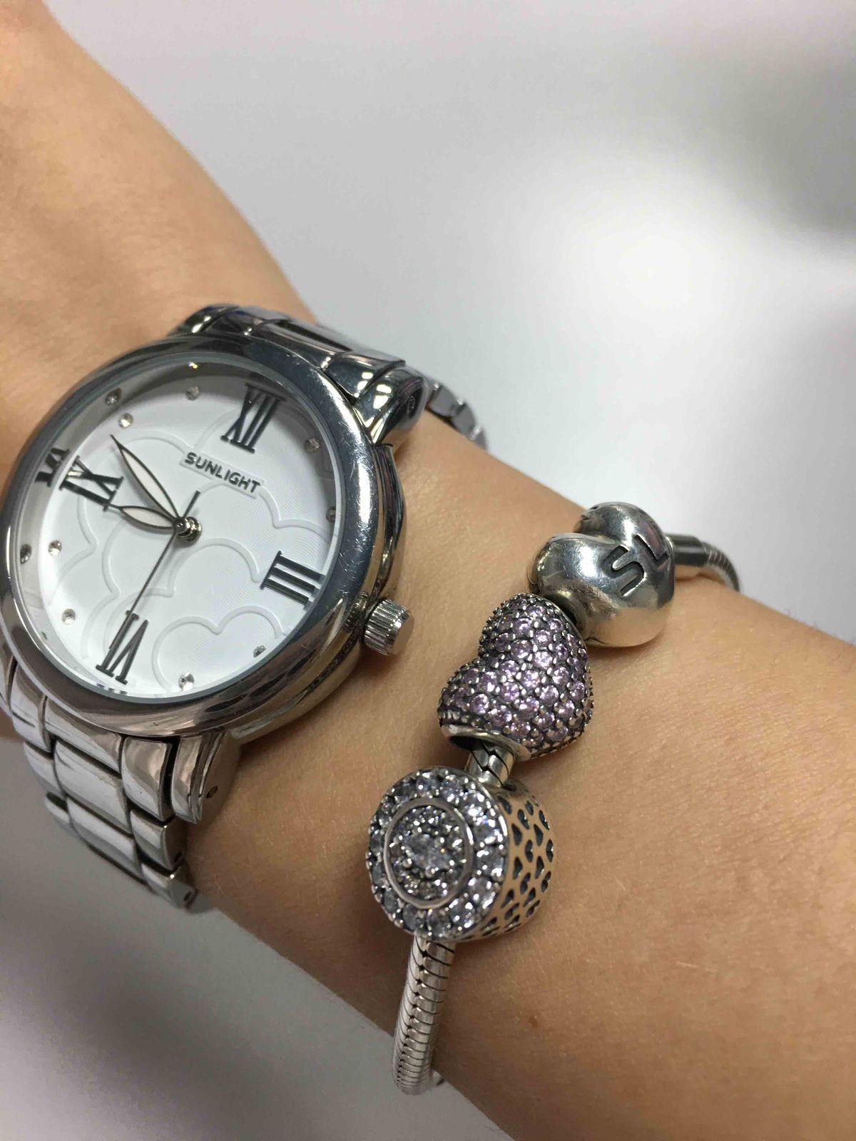 Красивые часы на лето
