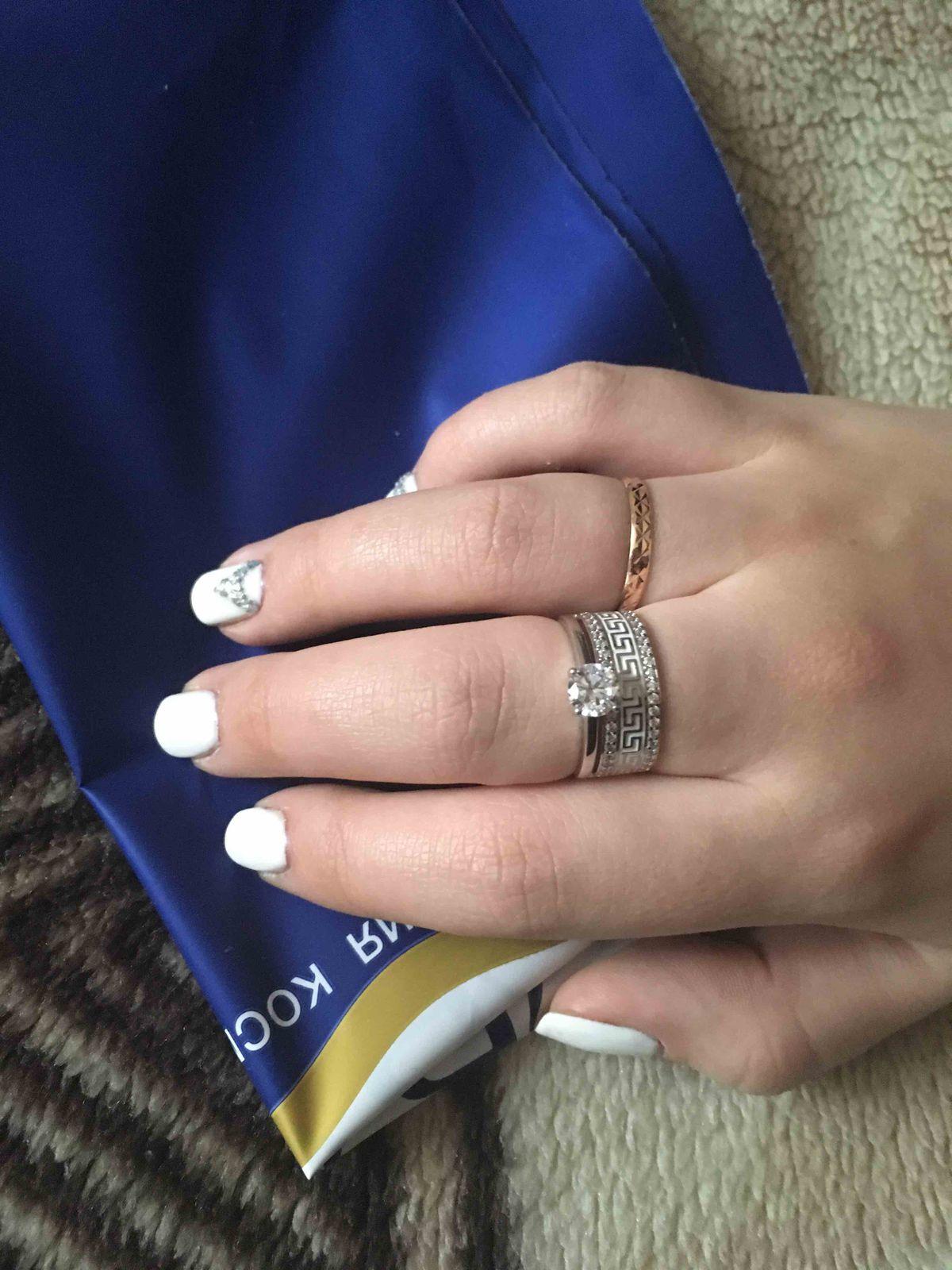 Шикарное кольцо от Sokolov