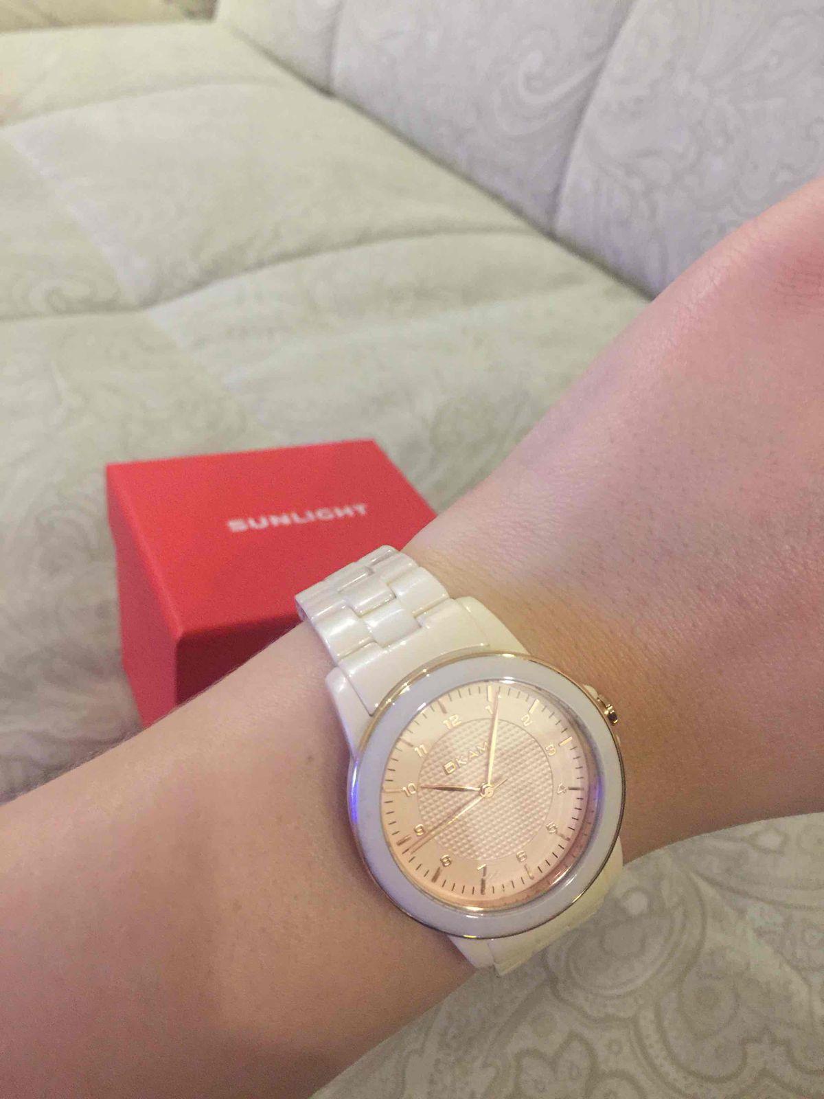 Часы для настоящей леди!