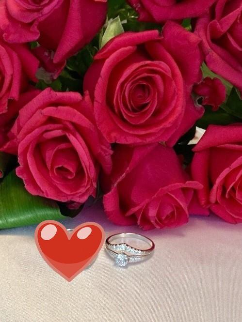Колечко свадебное