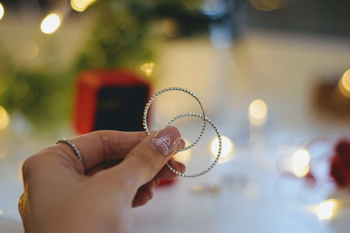 Эти вечные кольца...