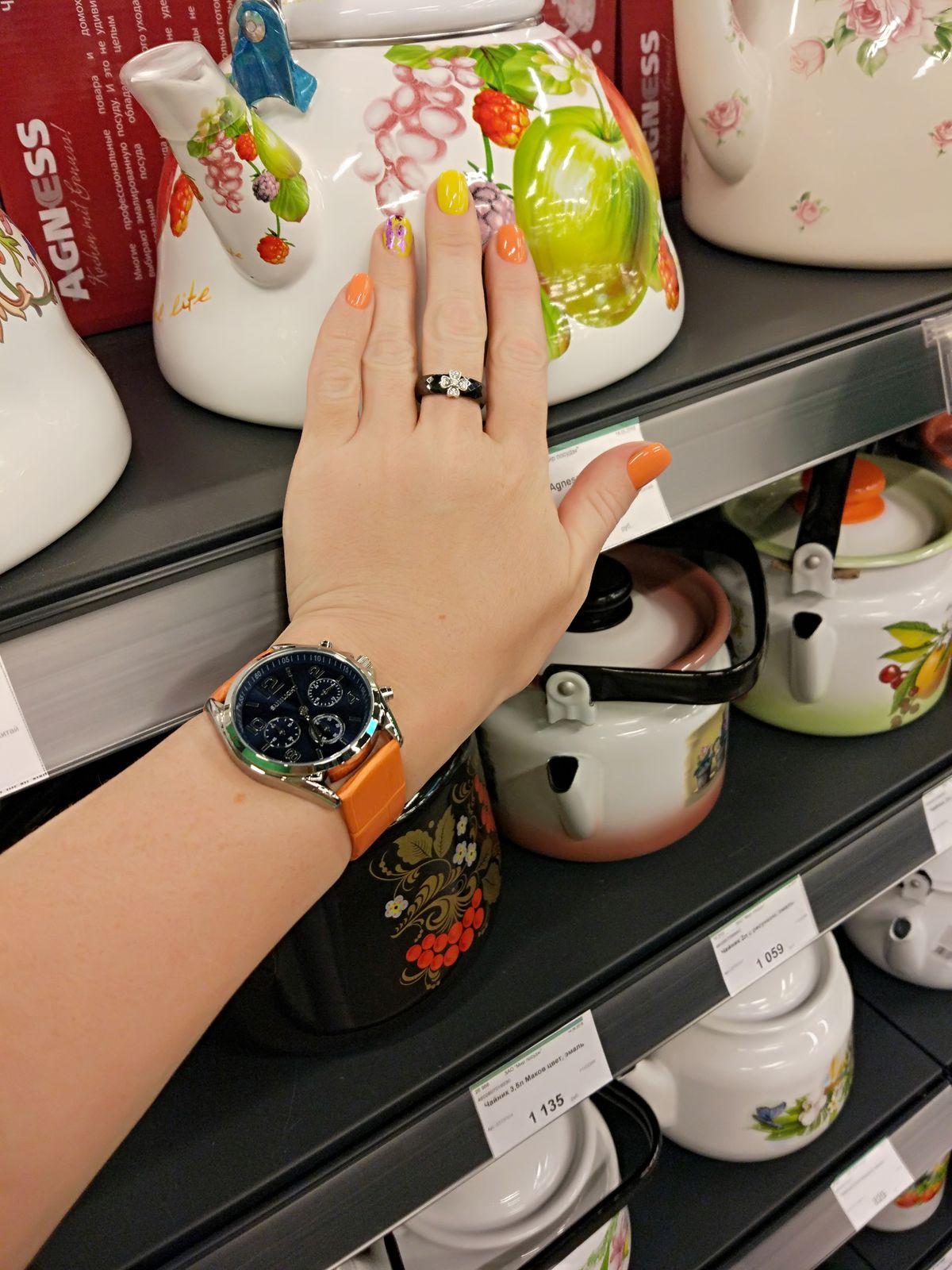 Великолепные стильные часы