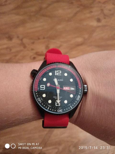 Шикарные часы!