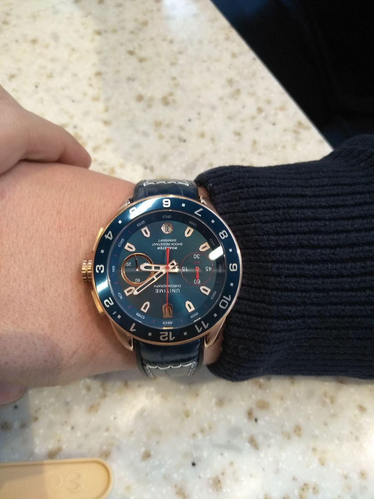 Нереально крутые часы