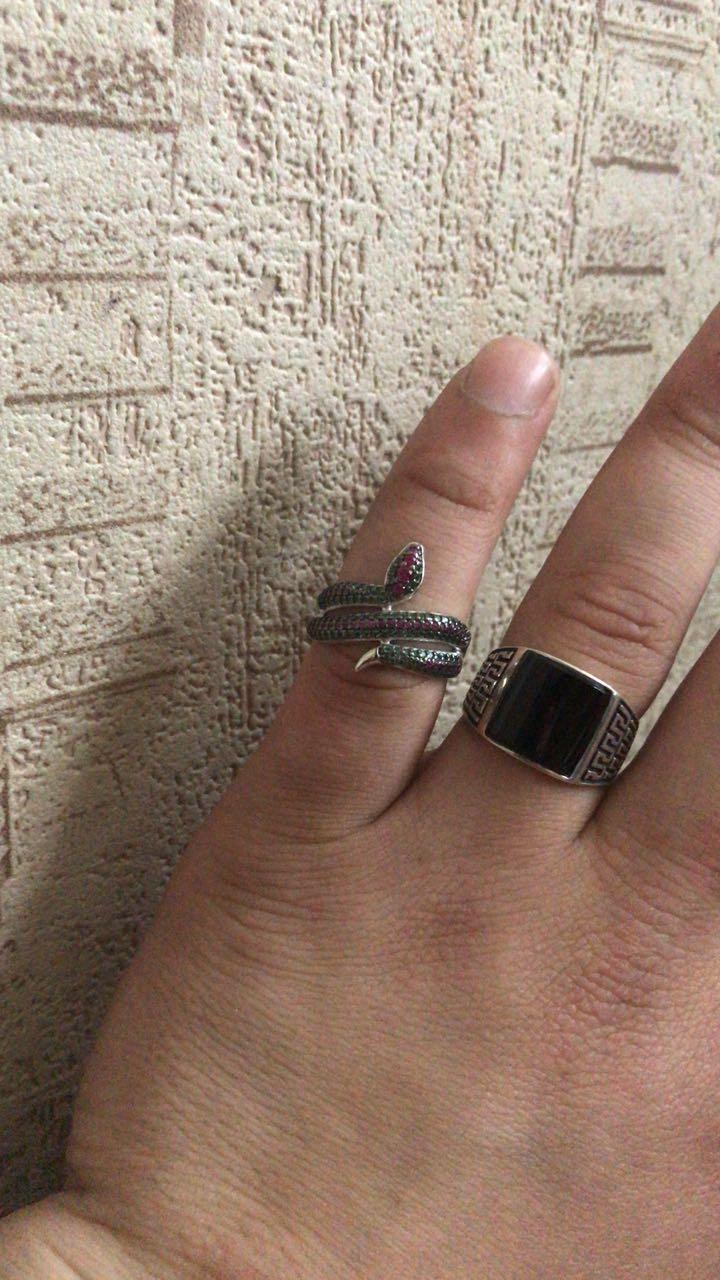 Змейка для змеи.