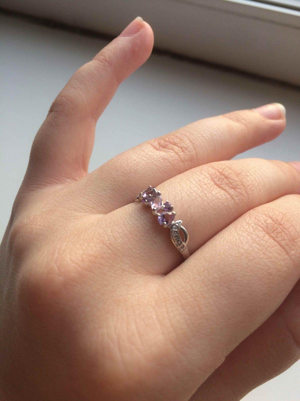Замечательное нежное кольцо!
