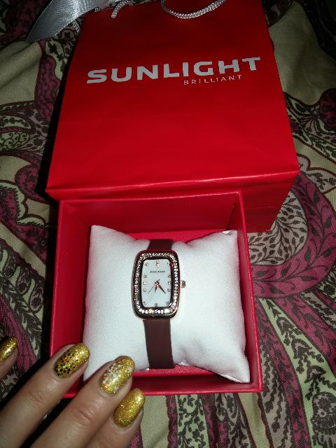 Часы которые я давно хотела купить!!!