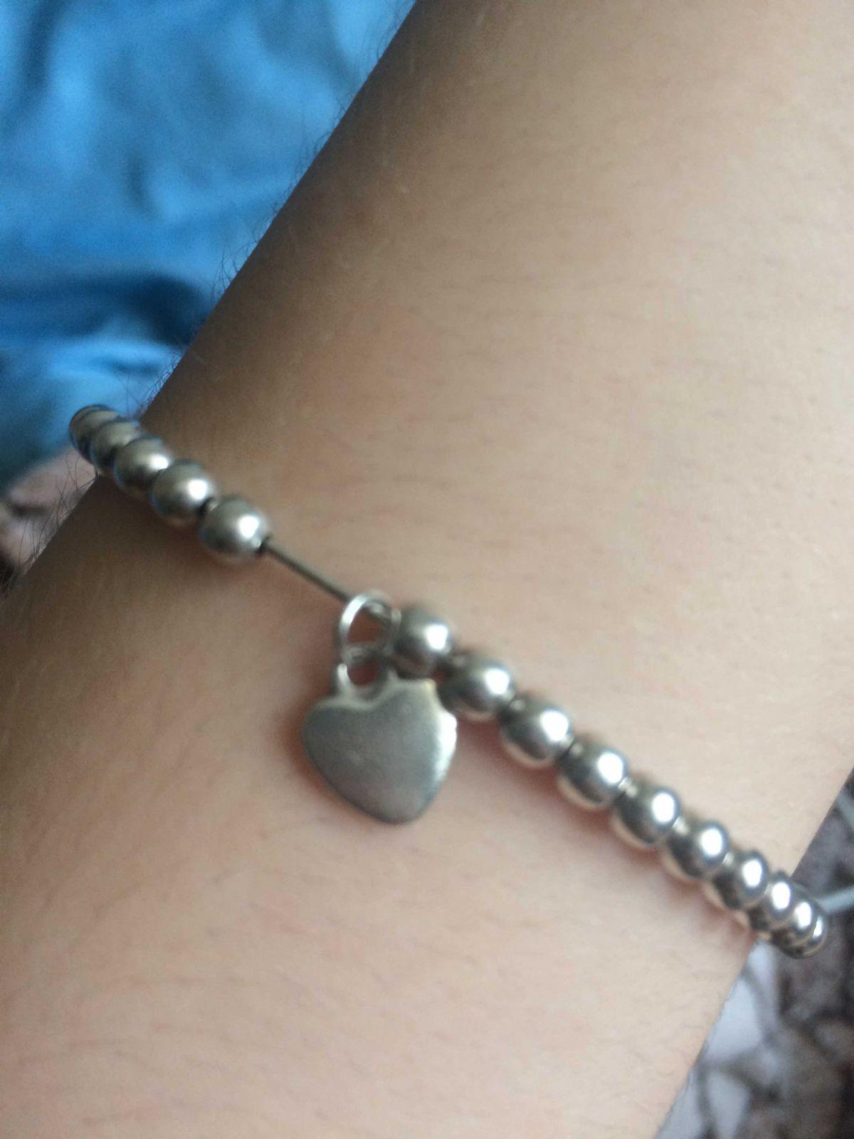 Симпатичный браслет