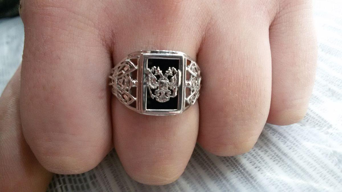 Перстень мужской!!