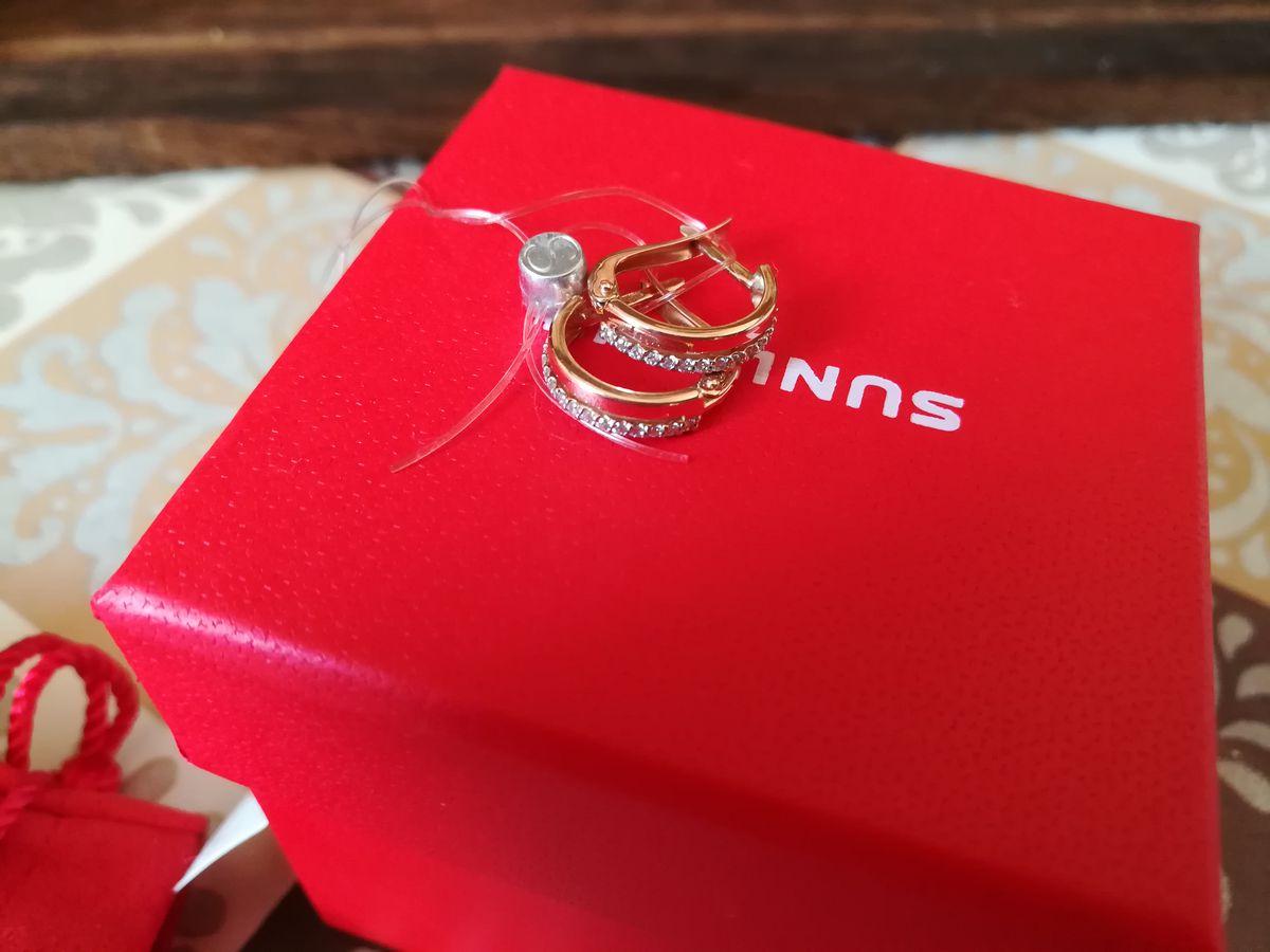 Подарок супер, очень понравились серьги.👍👍👍