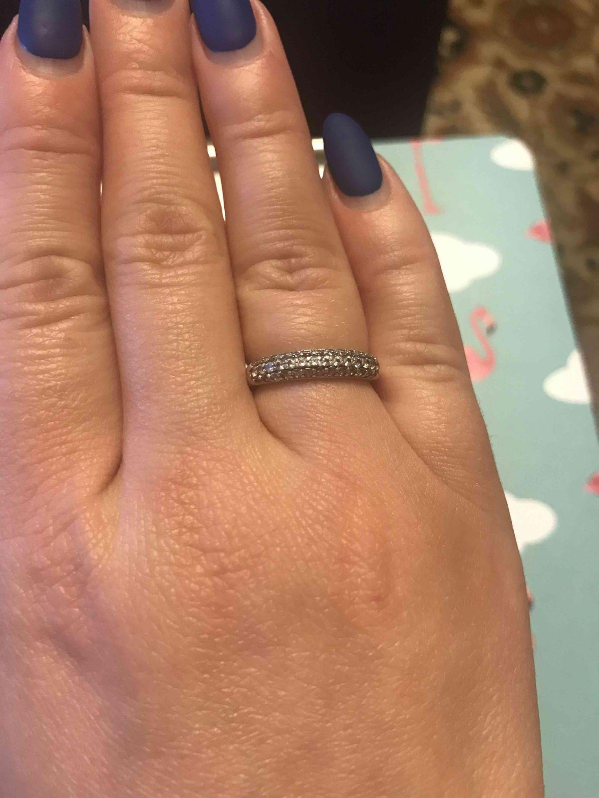 Красота серебра!
