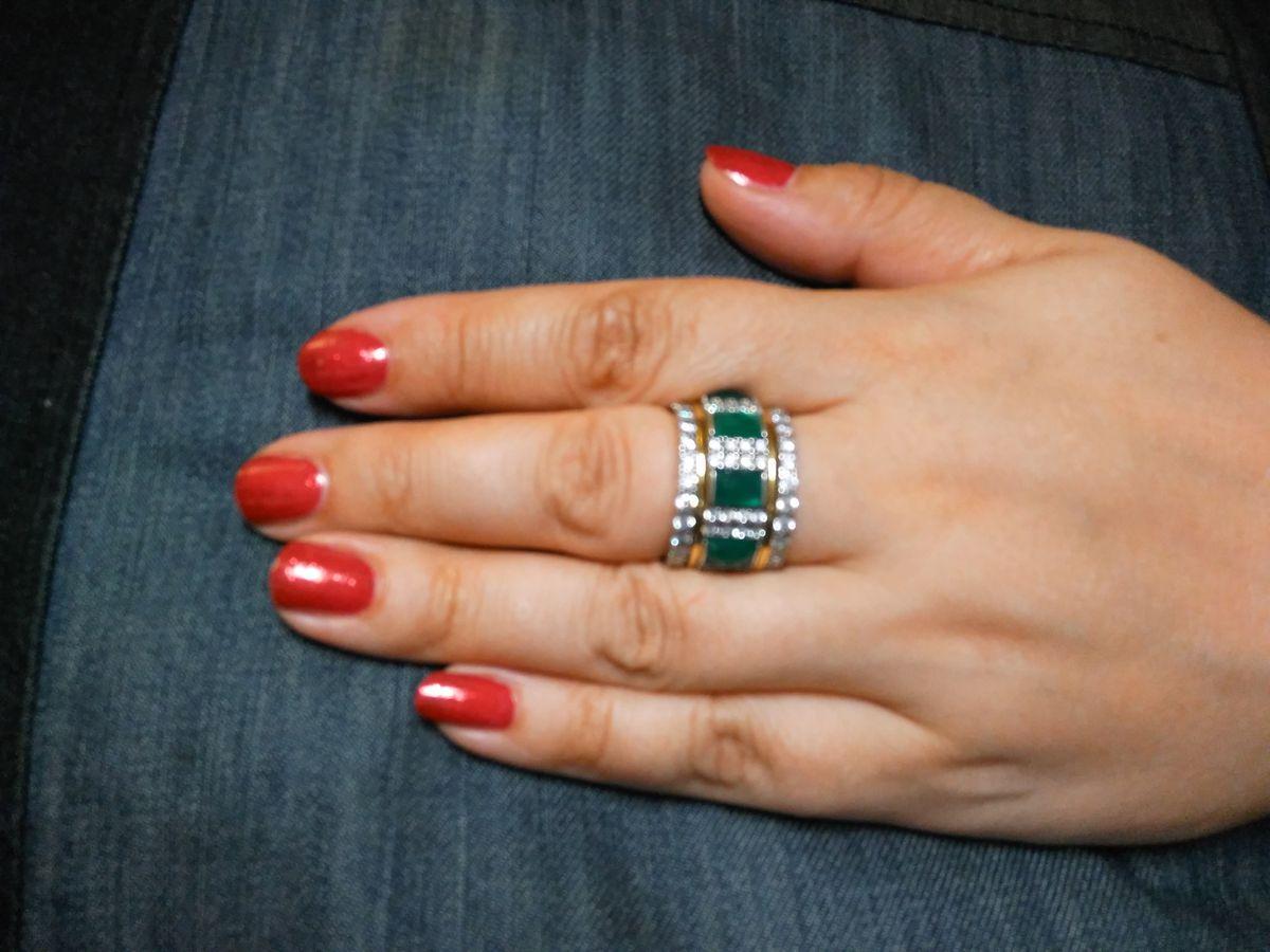 Кольцо жены султана!!!