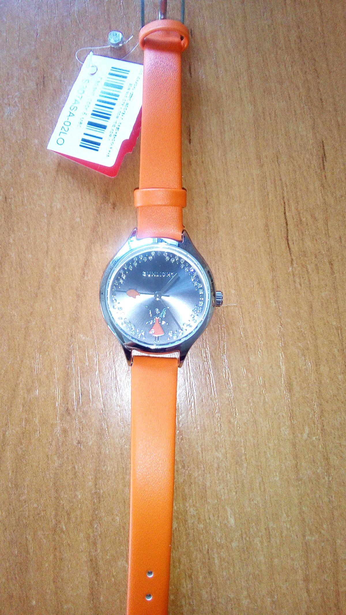 Часы для девушки