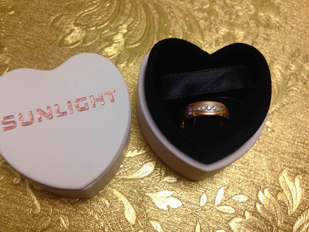 Чудесное кольцо!!! выглядит очень дорого!