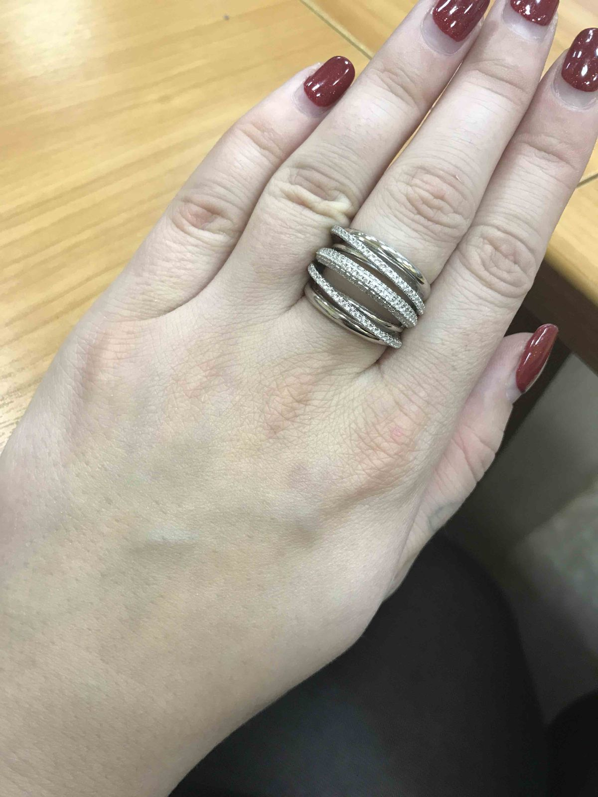 Потрясное кольцо!!!