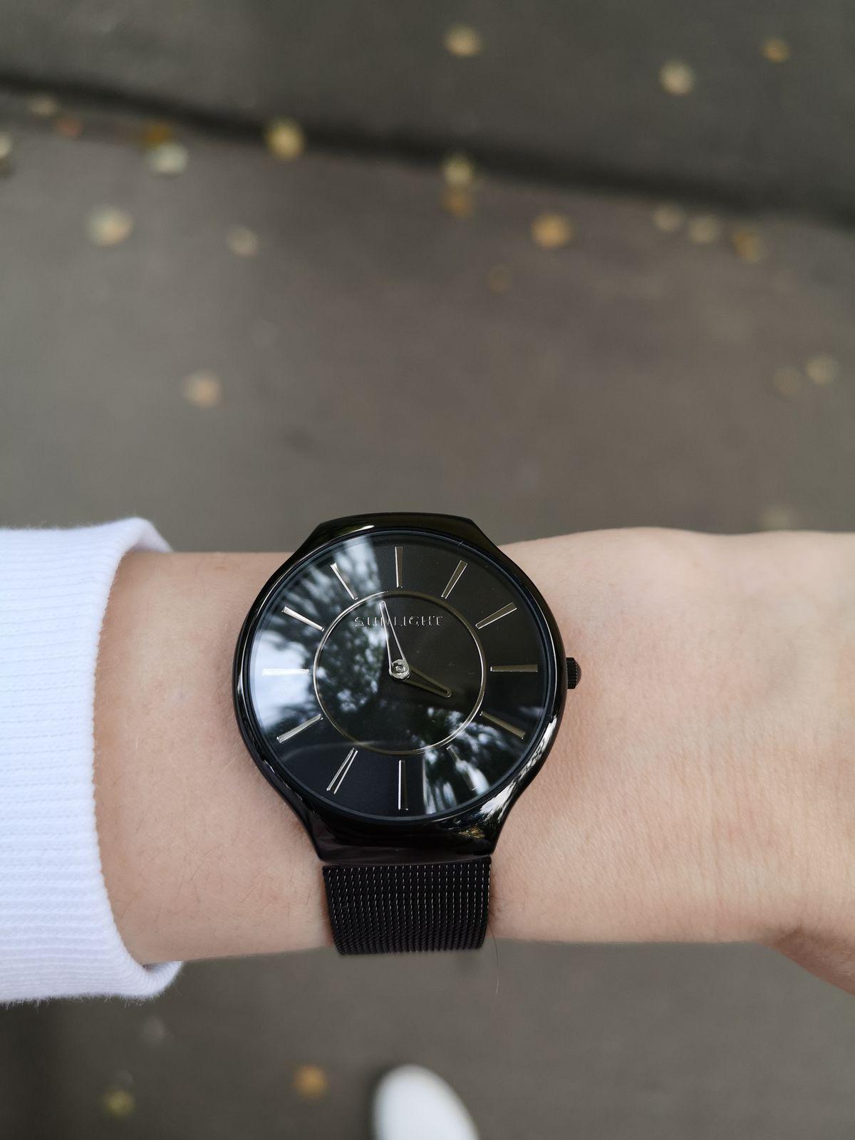 Часы отличные, но...