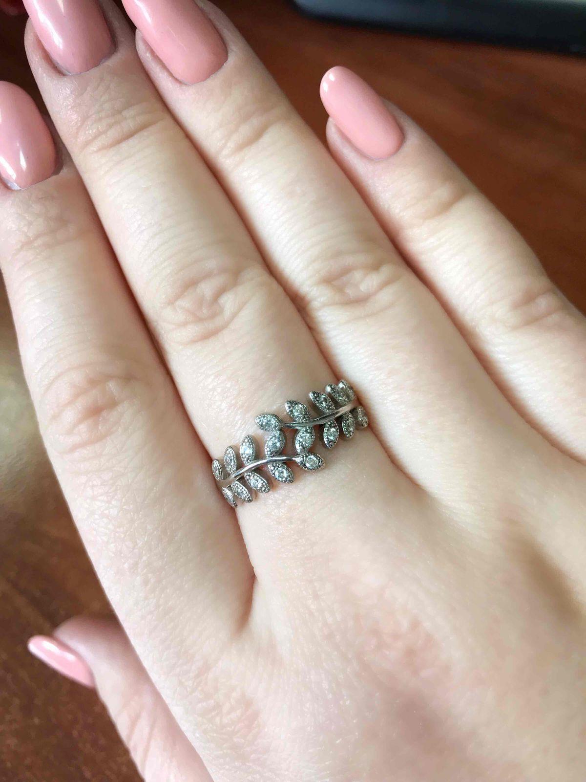 Первое кольцо из Sunlight