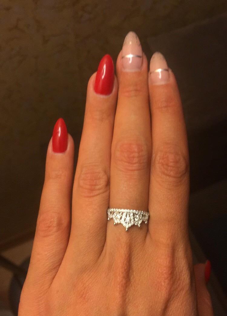 Именно то кольцо, которое я долго искала!