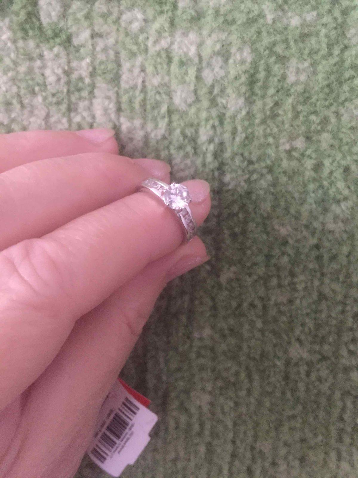 Кольцо для моей невесты.
