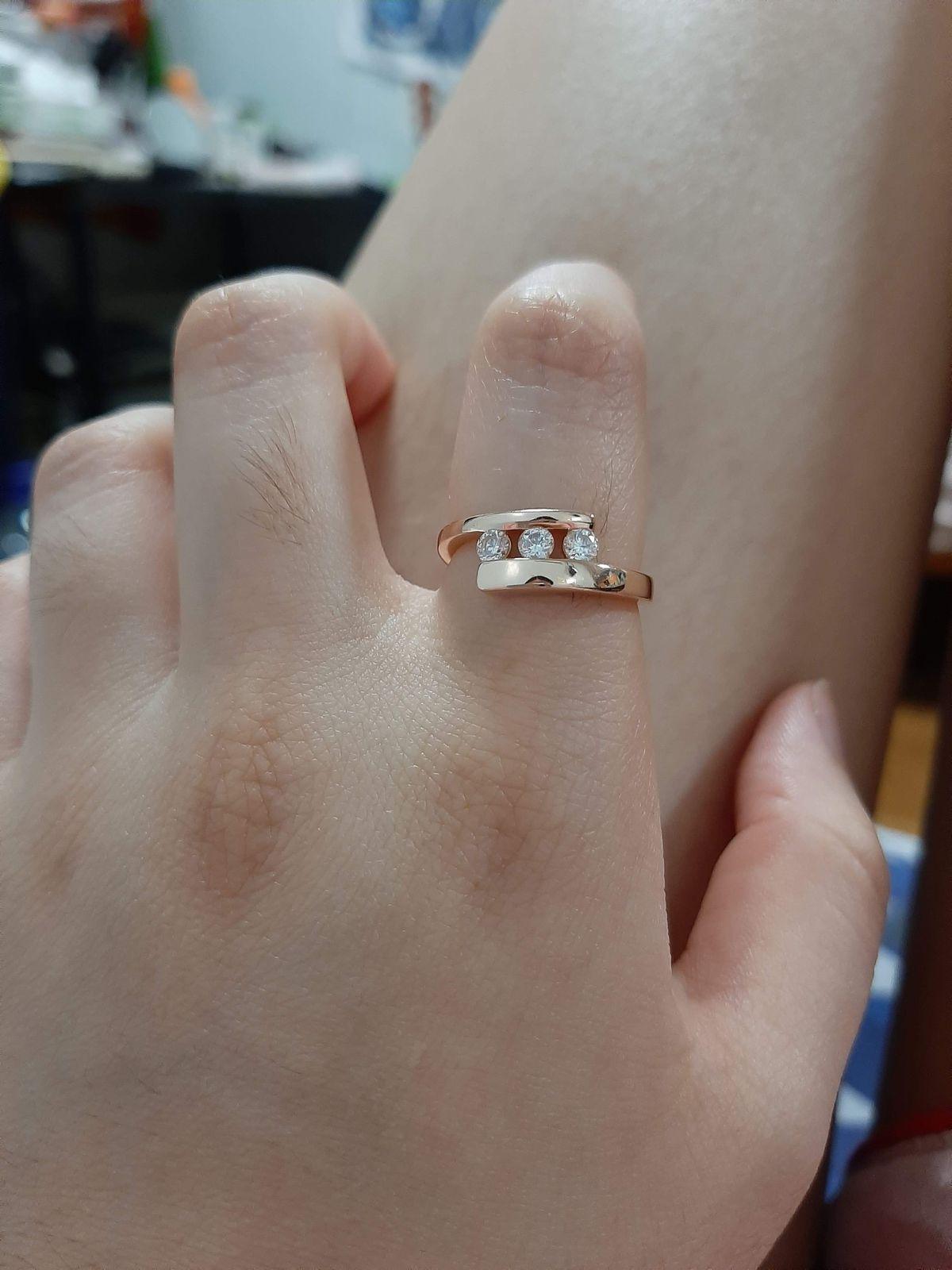 Красивые кольца, дешево