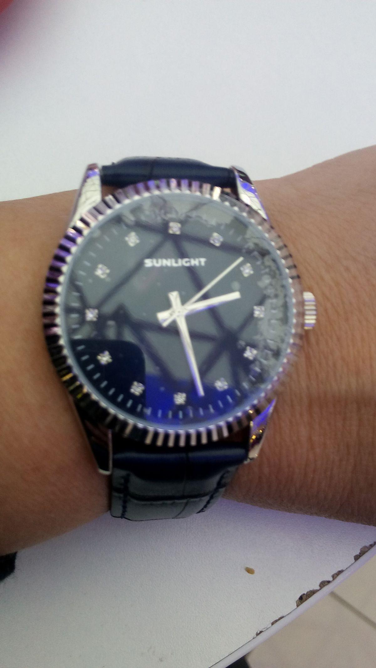 Красивые часы