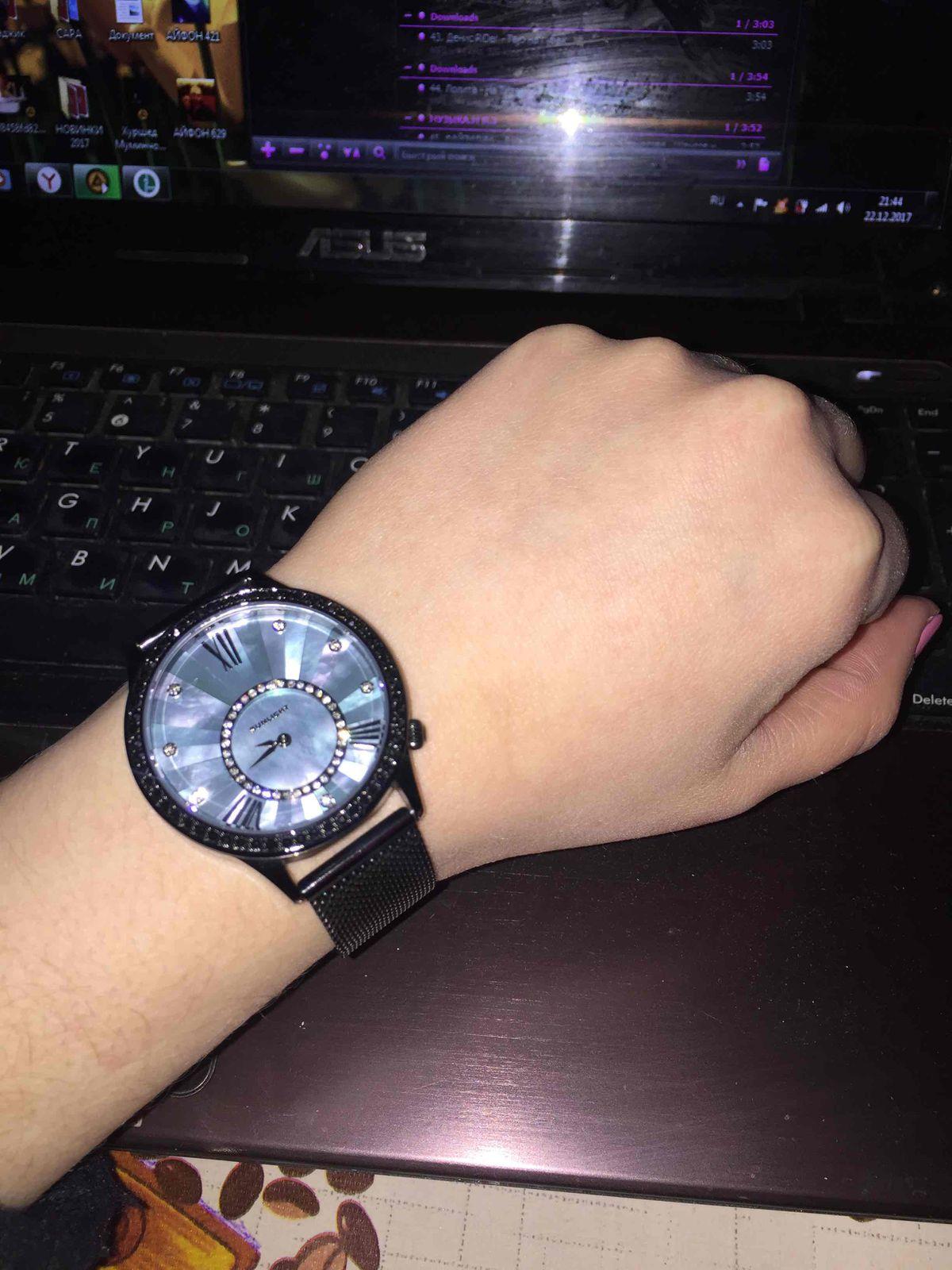 Интересные часы)