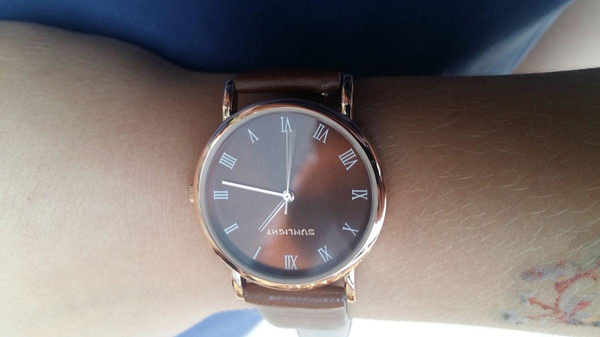 Шоколадные часы