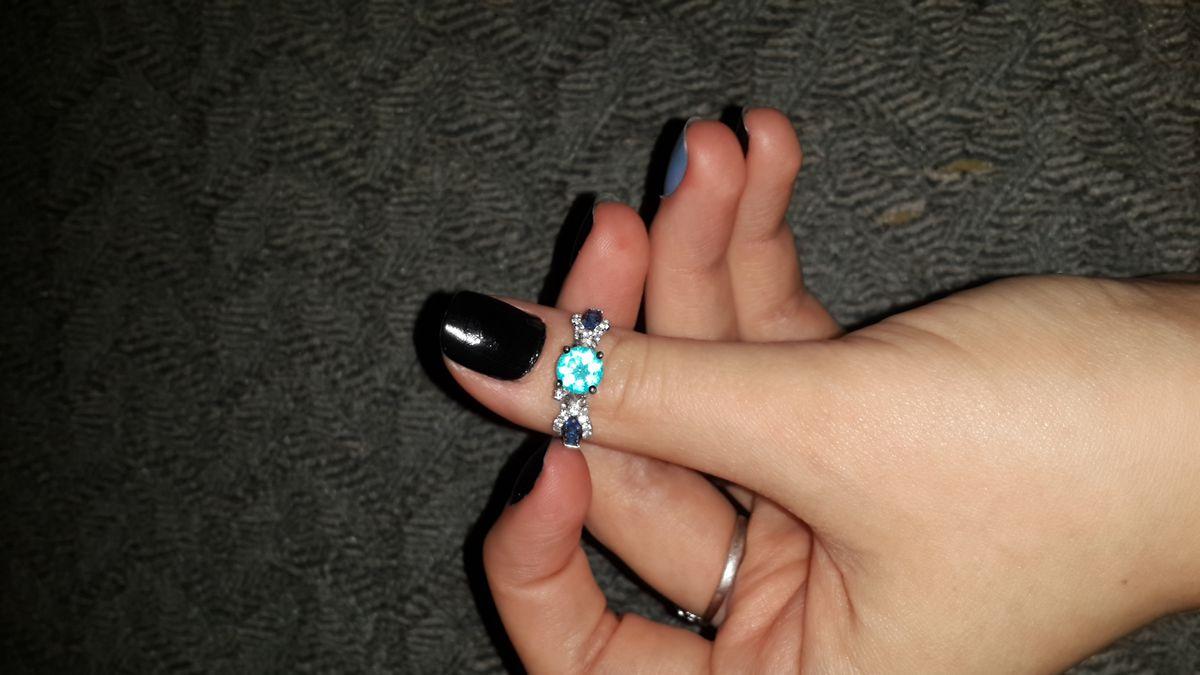 Стильное кольцо.