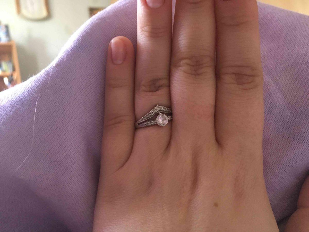 Люблю это кольцо