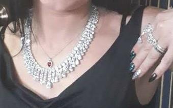 Кольцо и ожерелье