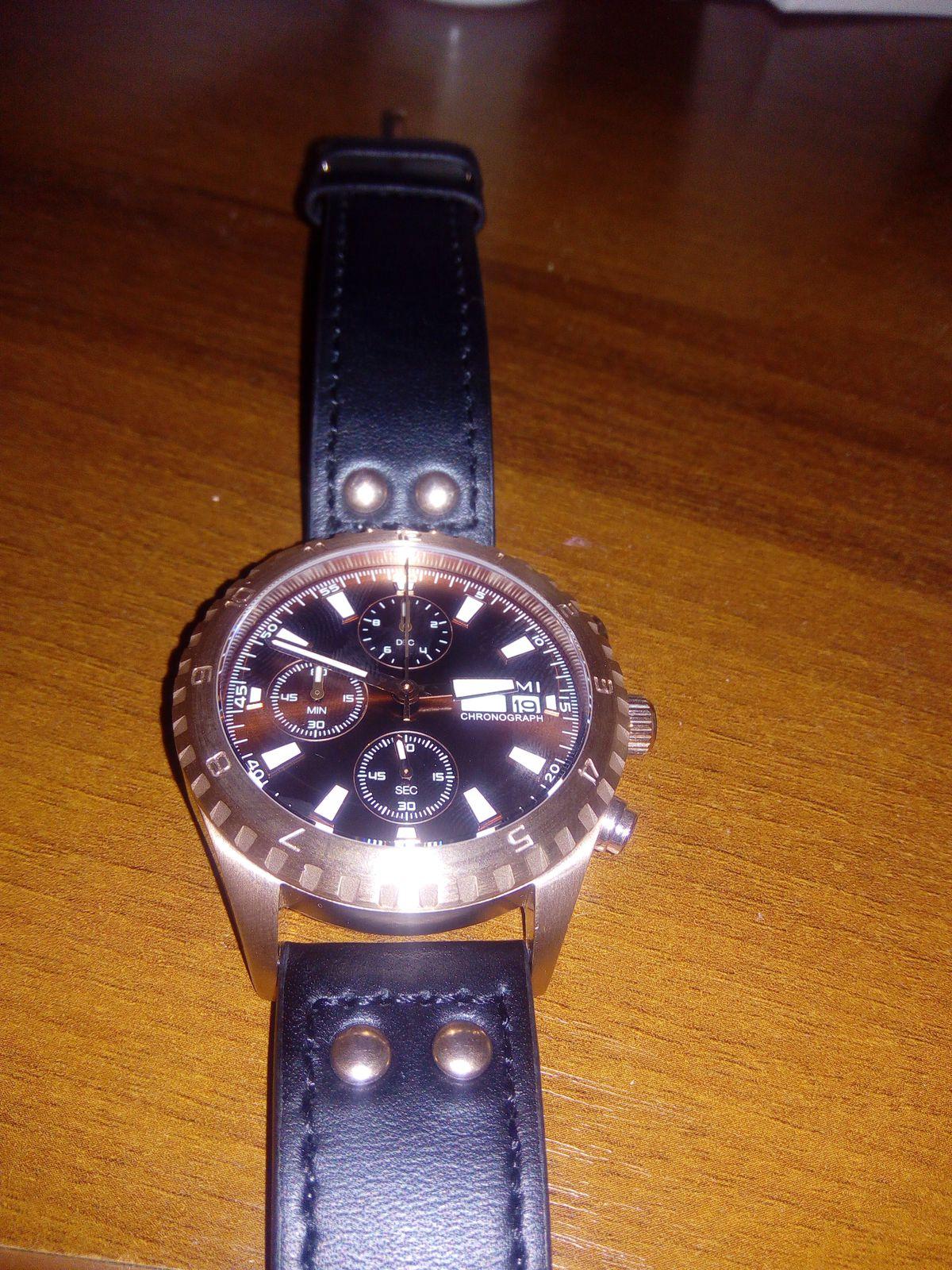 Прекрасные часы)