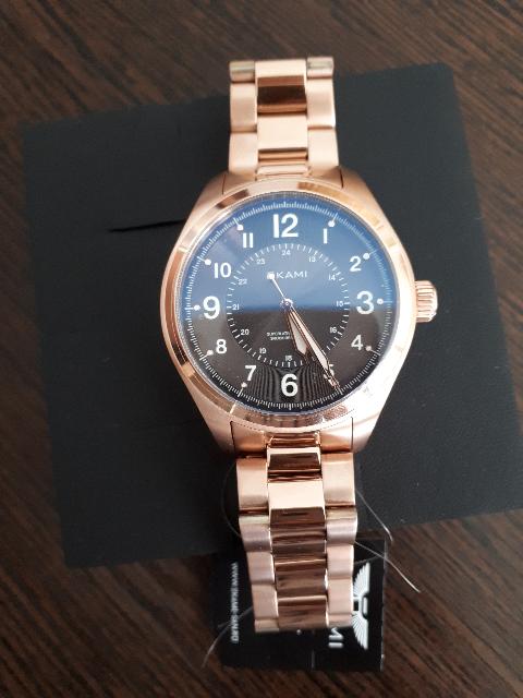 Стильные и одновременно классические часы для любимых мужчин.