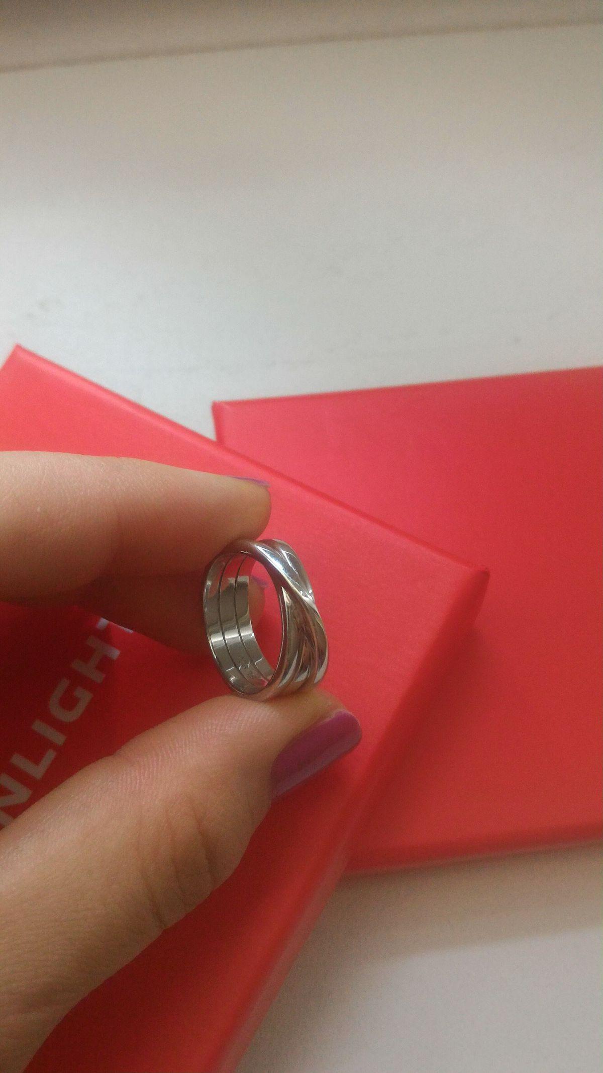 Теперь это любимое кольцо!
