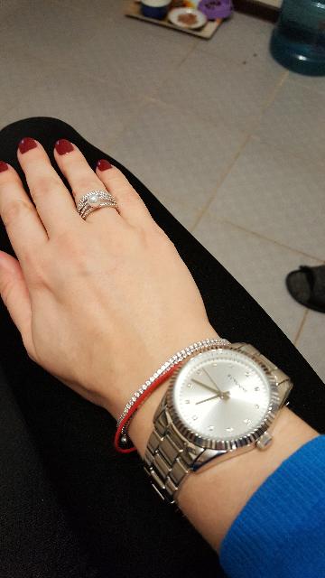 Кольцо с жемчужинкой
