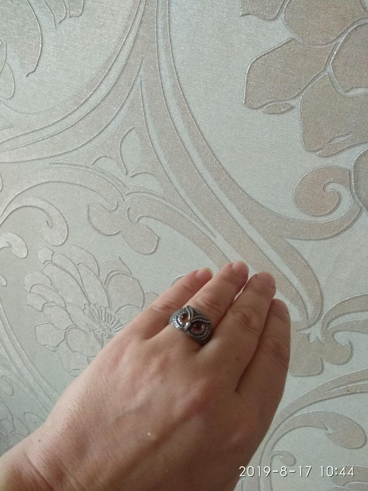 Кольцо совёнок