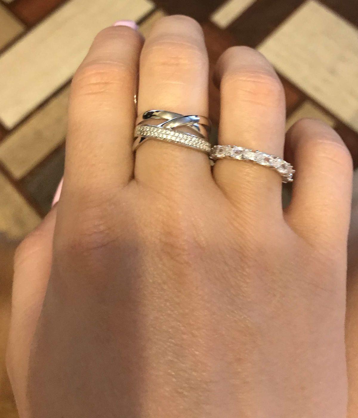 Любимые кольца.