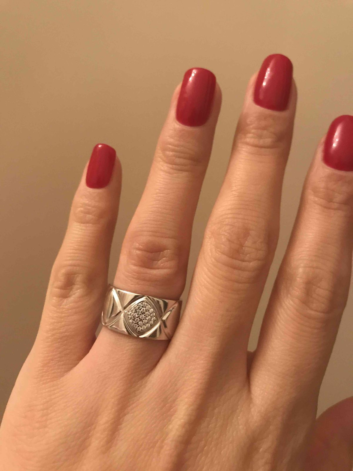 Моё любимое кольцо !