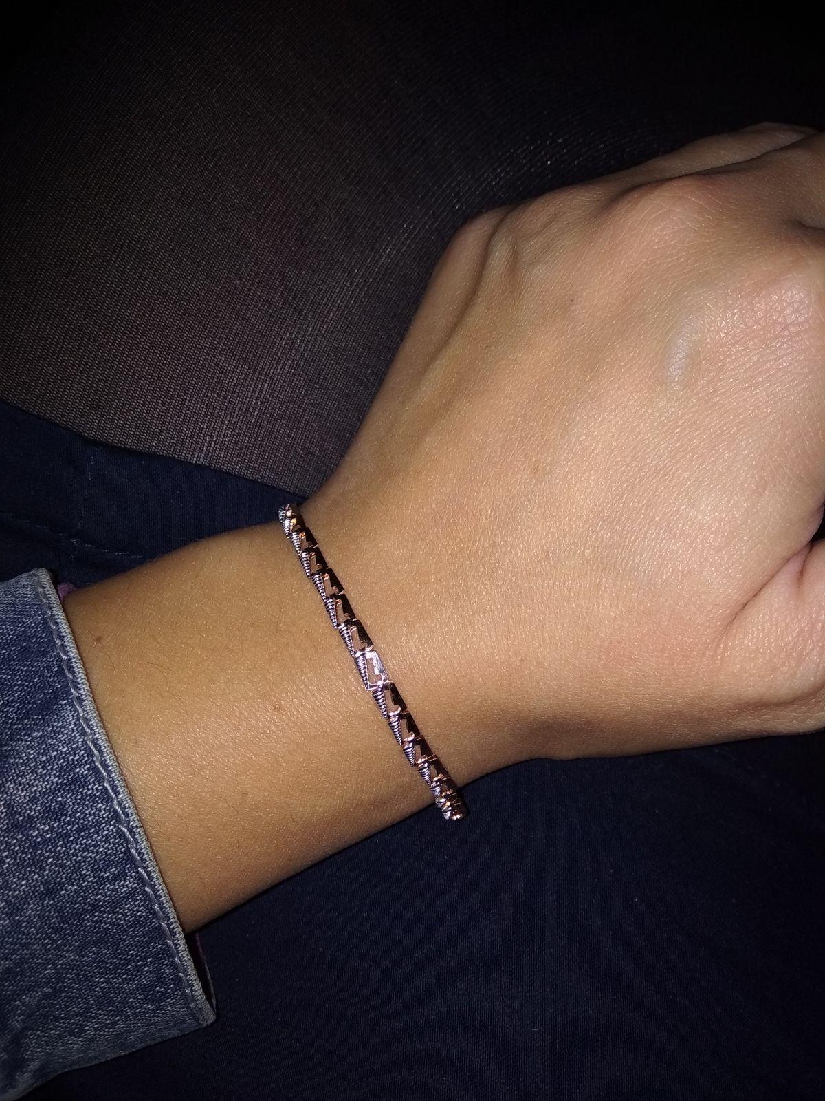 Оригинальный браслет