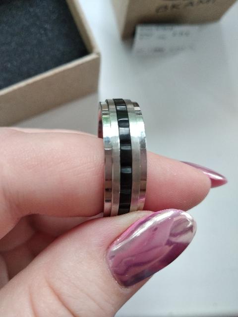 Настоящее мужское кольцо