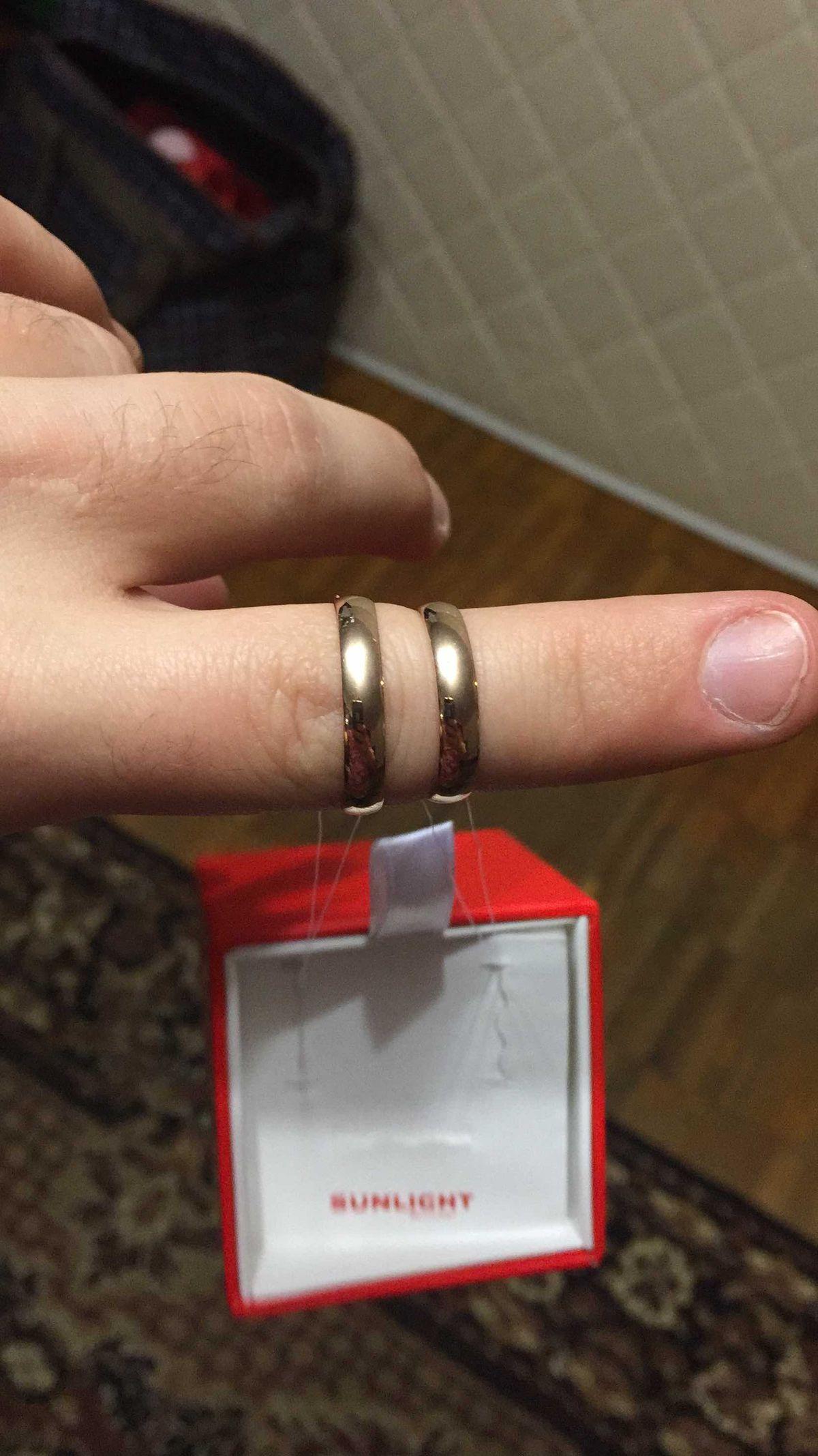 Огонь кольцо