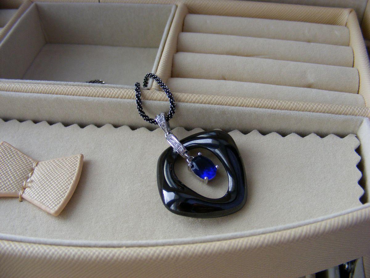 Подвеска с керамикой